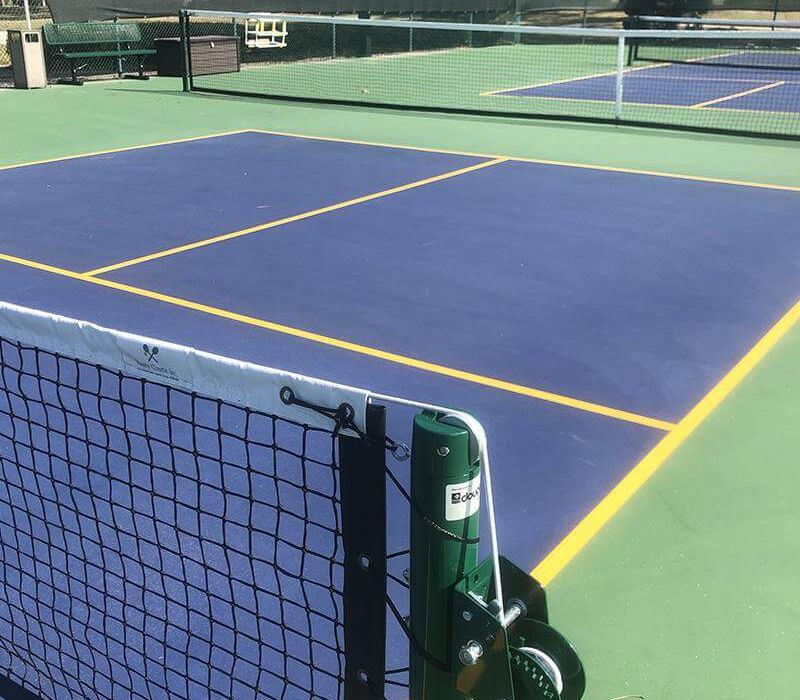 Tennis and Pickleball Courts in Orlando